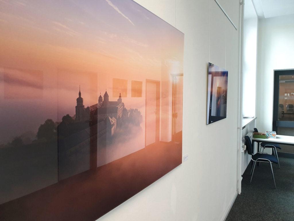 Ausstellung Mainfranken von oben