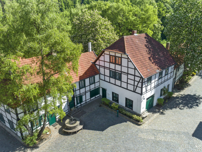 Immobilienfotografie Historische Gebäude