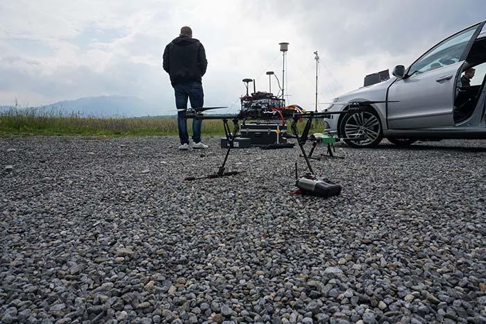 Drohnenschulungen