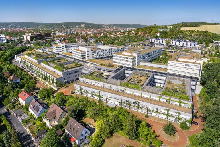 Luftbild UKW
